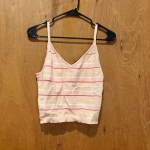 Forever 21 Crop Tank. Size Large.